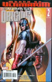 Ultimate Origins #2 (2008) Marvel comic book